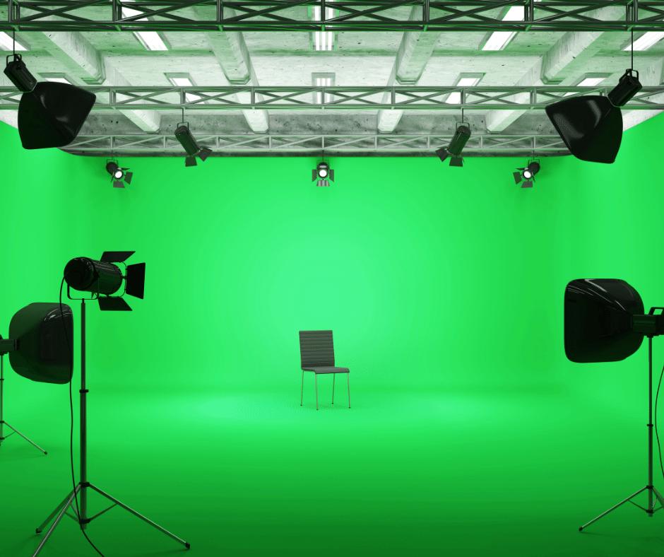 Vopseaua GreenScreenPaint