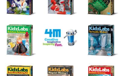 Jocurile 4M Kidz Labs